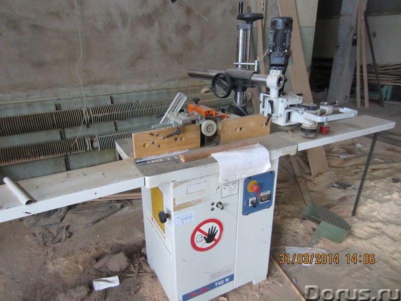 Станки деревообрабатывающие БУ - Промышленное оборудование - Продам станки деревообрабатывающие. Фре..., фото 1
